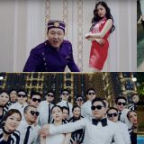 PSY x 孫娜恩的經典作!〈New Face〉MV 觀看次數破兩億