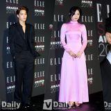ELLE STYLE颁奖礼:润娥一身帅气西装现身 金智媛以「PINK LADY」为题最耀眼!