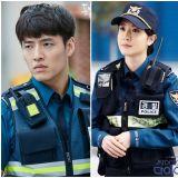 這套巡警制服誰穿起來比他/她們帥又美?近三年來韓劇中的警察們!