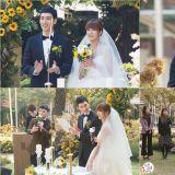 崔泰俊&尹普美舉辦「婚禮」幸福CP感十足