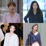 你追得上現在韓國流行的「睡衣」襯衫fashion嗎?