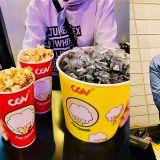 韓國CGV愚人節特別EVENT:看電影場外比場內歡樂!