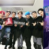 EXO「忙內經紀人」張聖圭出現在演唱會上!高舉「樸燦烈」手幅與偶像互動