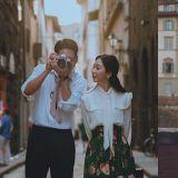 B1A4 Baro和妹妹I明明是去旅游,却拍了「婚纱照」?
