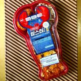 韓國便利店有賣龍蝦?GS25超豪華龍蝦便當你吃過了嗎?