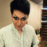 您誰?!池錫辰借化妝師巧手變身「漫撕男」! 不過畫風好像不太一樣?