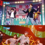 男團當道!SHINee、防彈少年團、GOT7獲選為《音樂中心》HOT3