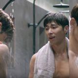 東方神起瑜鹵允浩、演員金正鉉一起為男性沐浴乳拍攝TV CF!