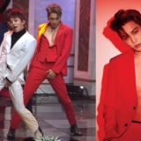 真空西装最棒!《Music Bank》史上第一段「个人直拍」影片超200万浏览量:EXO KAI的《Love Shot》