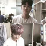 都來練習怎麼「生氣」!SJ東海、銀赫、EXO燦烈和SHINee溫流輪流出鏡