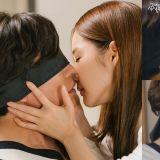 《她的私生活》朴敏英「蒙眼KISS」金材昱成功没?每一集ending都想疯狂尖叫