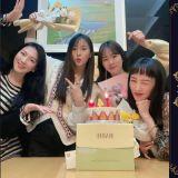 KARA 感情依舊 第二代成員相聚慶祝出道 14 週年!