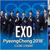 平昌冬奧閉幕式門票Up有賴EXO  東京奧運也想仿傚?