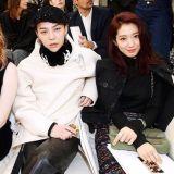 Bigbang GD、朴信惠共同出席CHANEL巴黎時裝秀 展現獨特時尚感