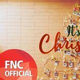 FNC 耶诞歌排出大阵仗 从 FTIsland、AOA 到刘在锡、丁海寅都参加!