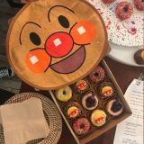 可爱到不行的大邱主题café:面包超人甜甜圈