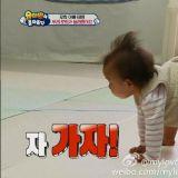 奇太映-柳真女兒「露熙」快速起立行走的秘訣是...