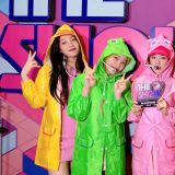Red Velvet〈Umpah Umpah〉回歸後首冠入袋!
