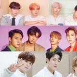 韩国各大男团的成员平均年龄! 最大和最小相差20多岁