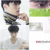 EXO「小綿羊」Lay告訴你什麼才叫「眼神男」