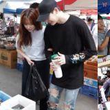 光是花絮就讓人可以重播10次!《W》姜哲&妍珠的市場花絮一樣有愛啊!