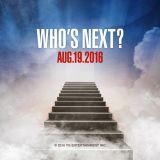 YG曝宣传海报 WHO'S NEXT?