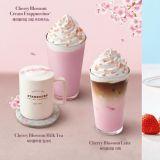 讓你知道櫻花季節即將到來~韓國星巴克推出櫻花系列飲料和甜點