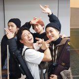 EXO陸續出演《李壽根頻道》!伯賢、KAI、世勳的「撞球篇」將在26日播出 SUHO、XIUMIN則參與「足球篇」錄製