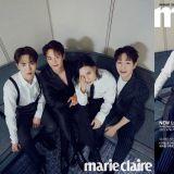 SHINee四人海报全公开:泰民也在场,柔顺长发抢镜!