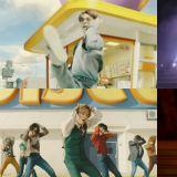 【動圖】防彈少年團在《Dynamite》中致敬Michael Jackson的舞步!MJ侄子也點讚