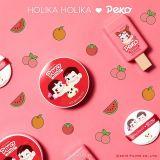 不二家牛奶妹来了~与HOLIKA HOLIKA联名推出果汁系彩妆!