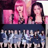 【女團品牌評價】BLACKPINK 蟬聯冠軍 TWICE、IZ*ONE 獲二、三名