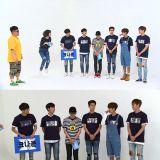 Super Junior金希澈与KNK比身高不服输:我最帅