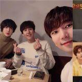 G.O於SNS分享聚餐照…《新西遊記》「同齡好友」曹圭賢、安宰賢合體!