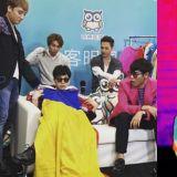 BIGBANG 见面会跳了女团的舞蹈!G-Dragon 换上白雪公主服!