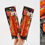 三養炒辣雞麵又有新商品!辣雞炒麵味香腸~