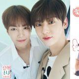 Mnet全新真人秀《留学少女》的故事讲述者是NU'EST的JR和黄旼炫!