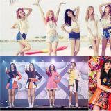 少女時代、f(x)、Red Velvet入選Billboard「偉大女團歌曲」!