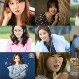 韩剧里浪漫喜剧女主的必备条件!那你最喜欢的是谁呢?