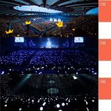 KPOP粉絲選出了最美的手燈!TOP5是這幾個團體的,你有哪幾支手燈呢?