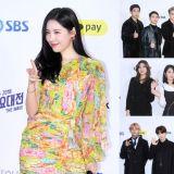 【2018 SBS歌谣大战】红毯照:宣美、BTS防弹少年团、EXO、Apink等艺人出席!