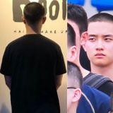 EXO D.O.(都敬秀)今日(1日)现役入伍!SOLO曲《没关系(That's okay)》下午公开