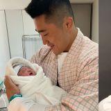 金東炫喜獲3.66kg麟兒:「從3歲開始練摔跤吧,寶寶啊~」