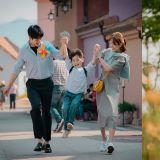 《春夜》最新劇照:韓志旼♥丁海寅帶兒子出遊甜蜜恩愛,重重難關如何過?