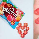 最近小編的愛吃小物就是愛心蜜桃軟糖