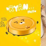 這個真的太萌啦!Kakao Friends與品牌合作推出「Ryan掃地機器人」,每天看到它心情都變好了啊!