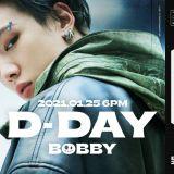Bobby 久違回歸!個人正規二輯獲 12 國 iTunes 冠軍