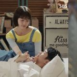 《當你沉睡時》只在李鍾碩的幻想中 丁海寅才可能跟秀智女神有肌膚之親+粉紅泡泡啊~!