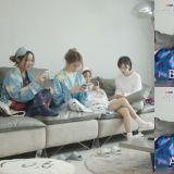 T-ara 4名成員相聚,他們最安靜的時候是P圖時!製作組還放了照片 Before&After 的對比 XD