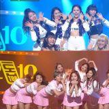 《Music Bank》TWICE&OH MY GIRL互换经典 可爱性感有活力!
